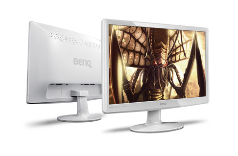BenQ RL2240H - World's First Monitor for real-time strategy games
