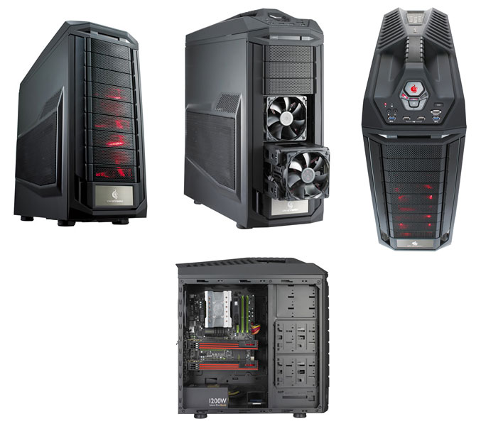 CoolerMaster intros CM Storm Trooper full-tower chassis