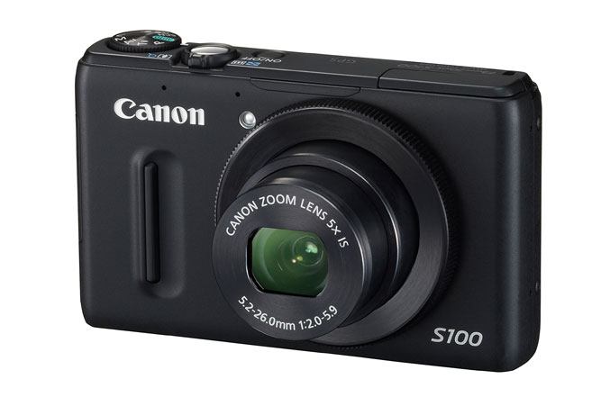 Canon unveils PowerShot S100 and PowerShot SX40 HS digital cameras