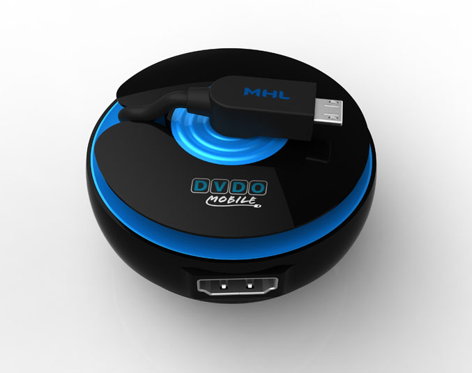 DVDO Mobile HD travel kit