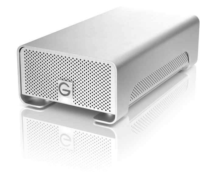 G-Technology G-Raid external storage solution