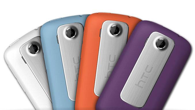 HTC Explorer smartphone