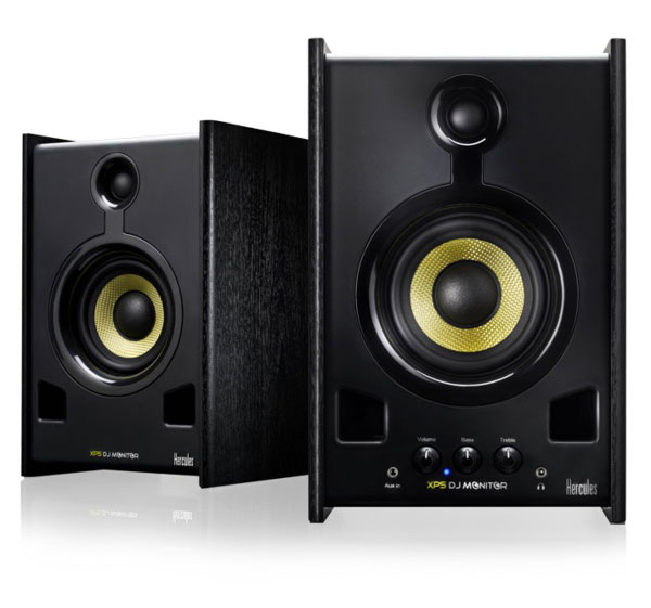 Hercules XPS 2.0 80 DJ Monitor speaker system for DJs