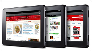 Amazon Kindle Fire tablet: 7-inch display and Android for $199