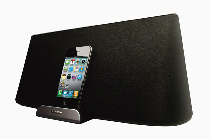 Sony RDP-X500iP speaker dock