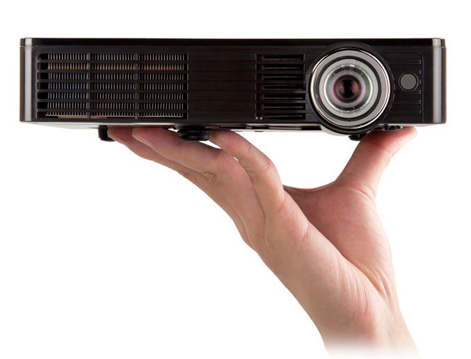 ViewSonic PLED-W500 projector