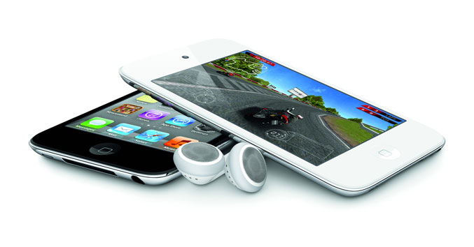 Apple launches new iPod touch and iPod nano