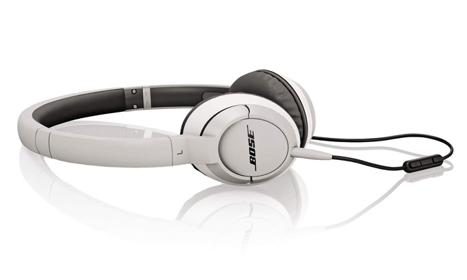 Bose OE2i Headphones White