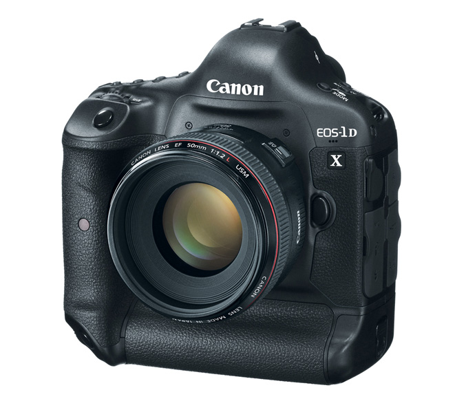 Canon EOS-1D X DSLR camera
