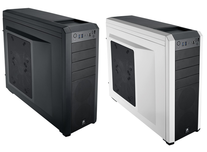 Corsair launches Carbide Series 500R gaming PC case