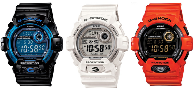 Casio G-SHOCK G8900A series