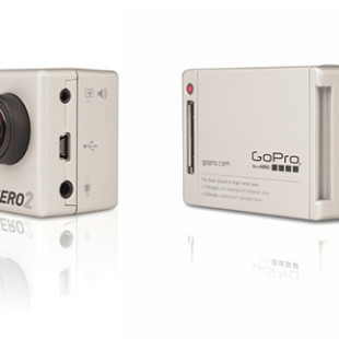GoPro unveils HD Hero2 Camera