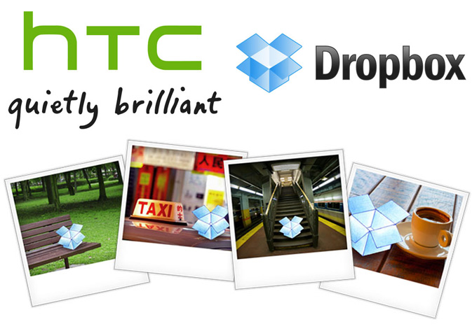 HTC DropBox