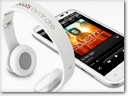HTC Sensation XL smartphone with Beats Audio