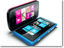 Nokia Lumia 800 and Lumia 710 official