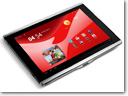 New Packard Bell Liberty Tab tablet with Android 3.2