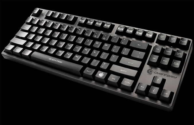 QuickFire Rapid Mechanical Gaming Keyboard