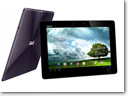ASUS debuts Transformer Prime tablet specs