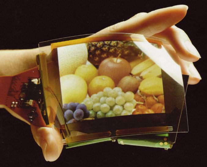 Flexible OLED
