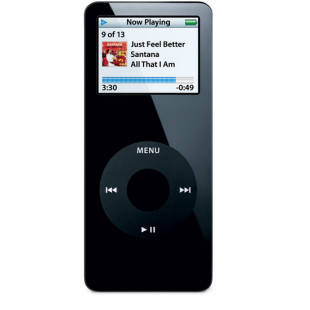Apple recalls first iPod Nano players