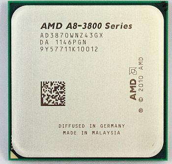 AMD Llano CPU