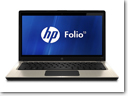 HP releases first ultrabook called Folio 13