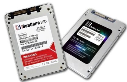 RunCore SSD drives