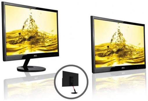 AOC 22-inch USB monitor