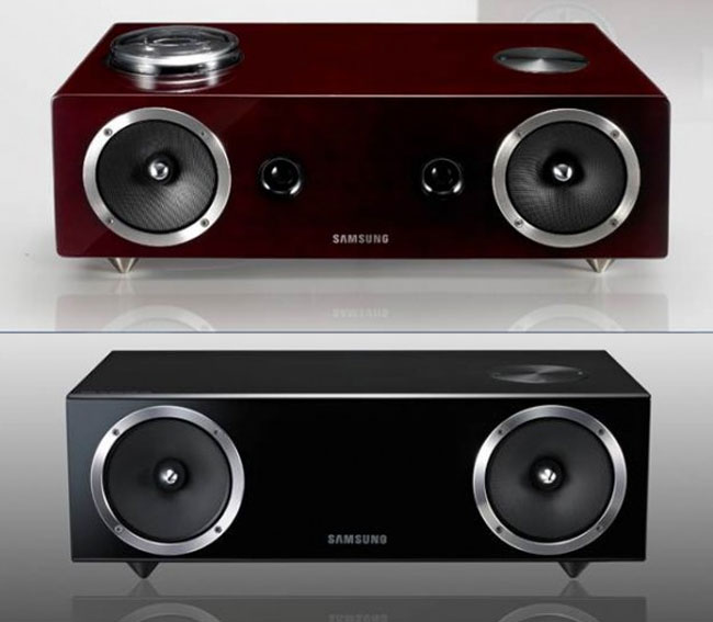 Samsung sound docks