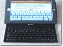 Verbatim unveils ultra-slim keyboard for tablets and Apple devices