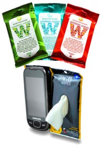 wireless wipes