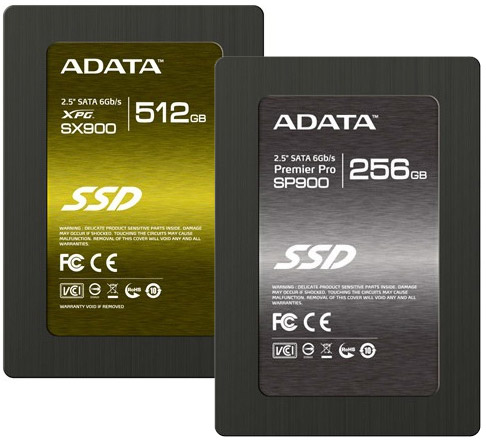 A-Data SSD drives