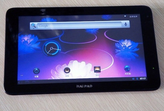 HaiPad M10M10 tablet