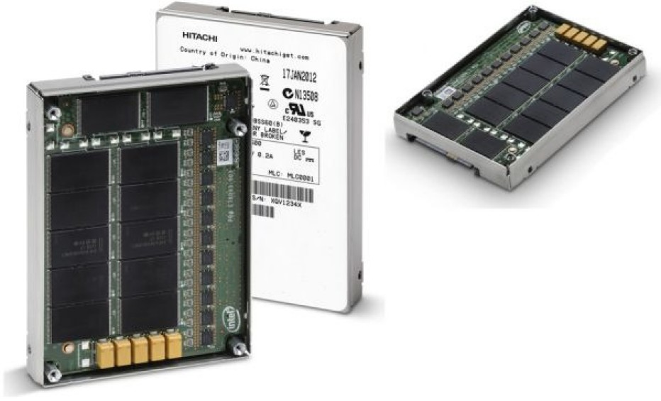 Hitachi debuts industry-first 25 nm enterprise class SSD