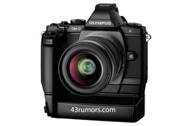 Olympus OM-D digital camera