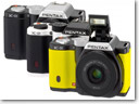Pentax announces K-01 digital camera
