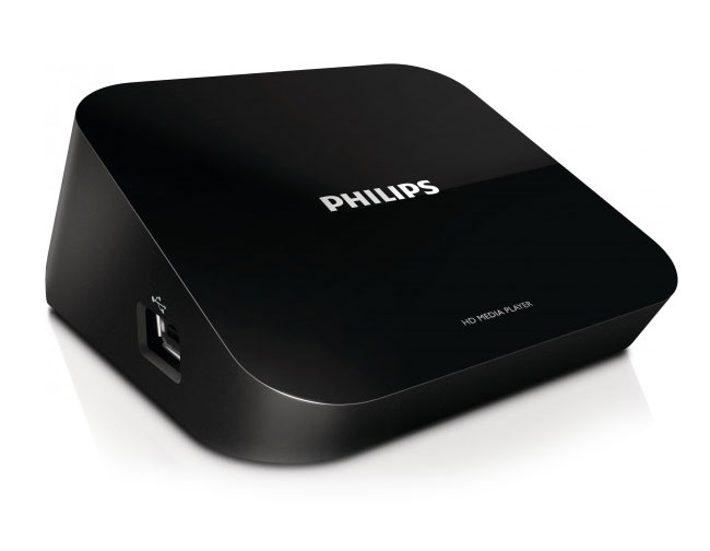 Phillips HMP2000 set top box
