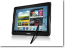 Samsung announces Galaxy Note 10.1 tablet