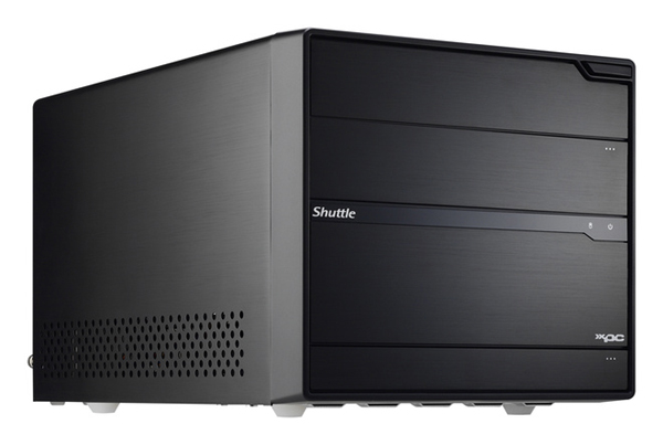 Shuttle barebone PC SZ68R5