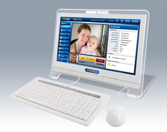 Telikin TLMS18T3202W PC