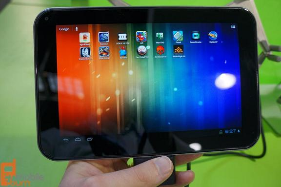 Toshiba 7.7 inch tablet