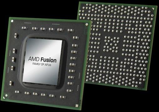 AMD Fusion APUs