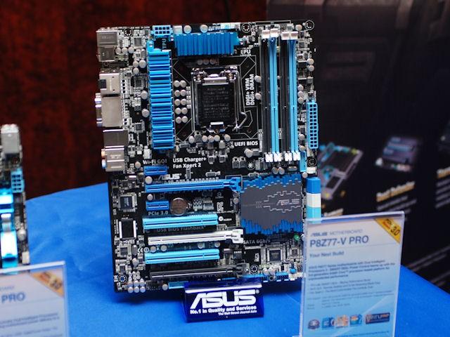 ASUS P8Z77-V Pro motherboard