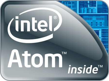 Intel Atom Logo