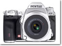 Pentax launches K-5 Silver Edition DSLR