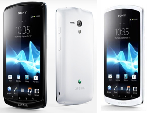 Additionally, the new Xperia neo L comes with a 5 MP rear camera, that