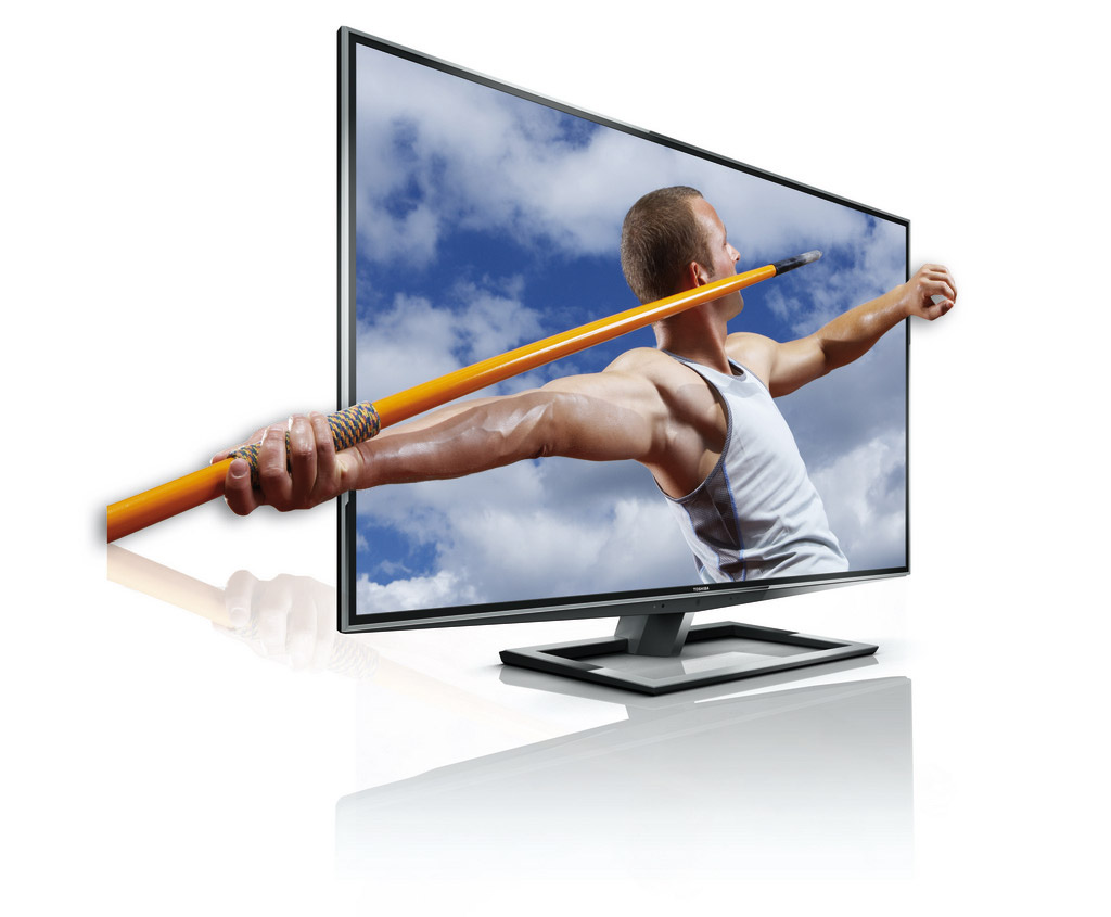 Toshiba 55-inch 3D TV