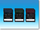 Toshiba will launch the world's fastest class SDHC memory cards