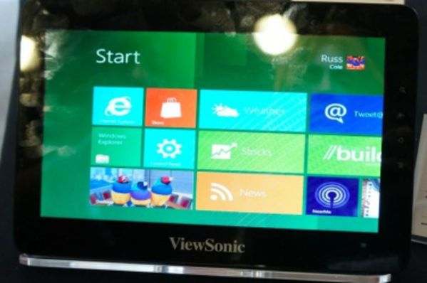 ViewSonic ViewPad P100 tablet