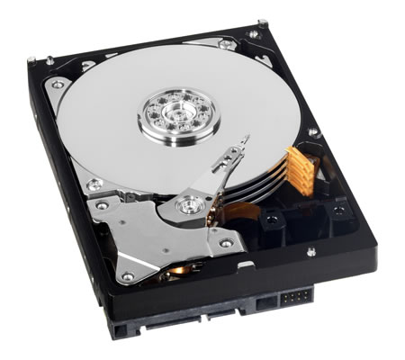 Western Digital enterprise hard drive